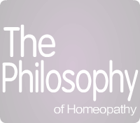 The Philosophy of Homeopathy