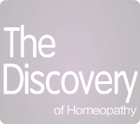 The Discovery of Homeopathy