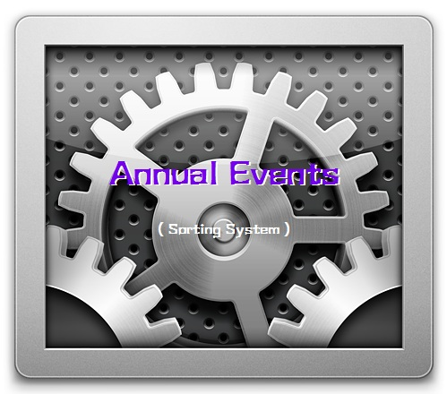 Watch annual events and seminars